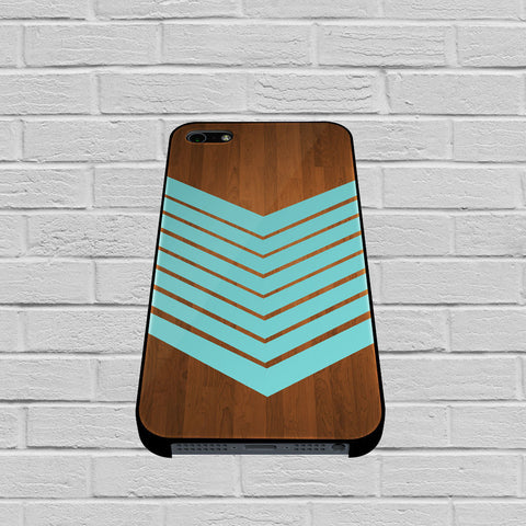Arrow Blue Teal Wood case of iPhone case,Samsung Galaxy
