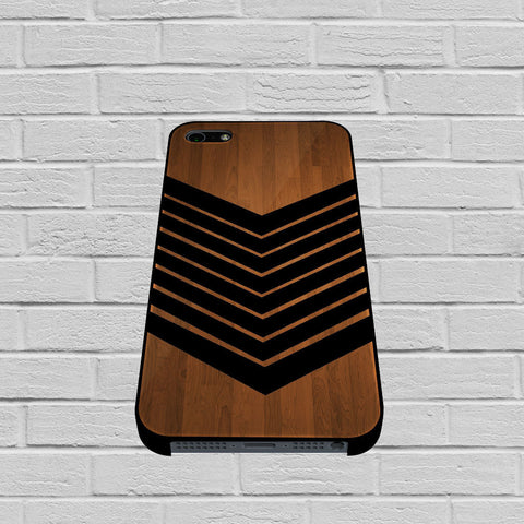 Arrow Teal Wood Black case of iPhone case,Samsung Galaxy