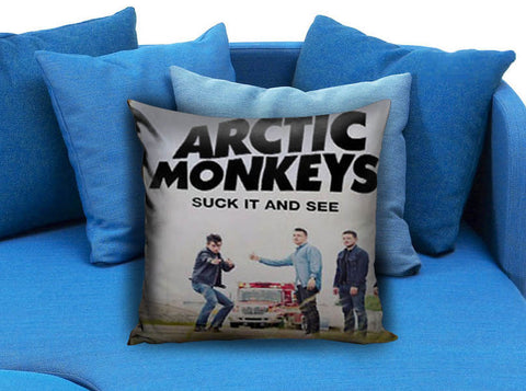 Arctic Monkeys Pillow case