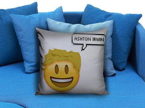 Ashton Irwin Pillow case