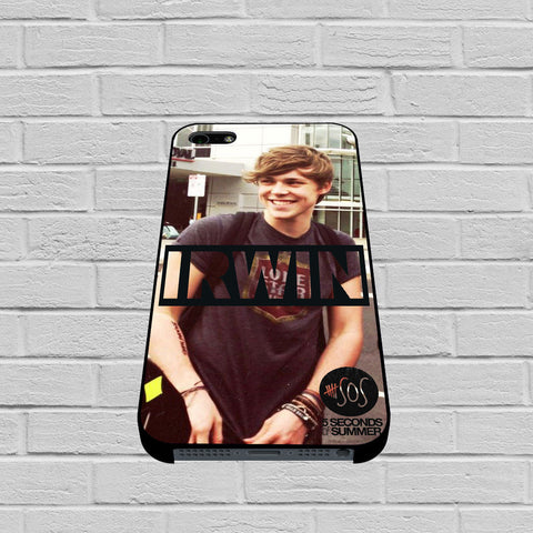 Ashton Irwin case of iPhone case,Samsung Galaxy