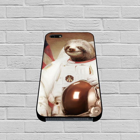 Astronaut Sloth case of iPhone case,Samsung Galaxy