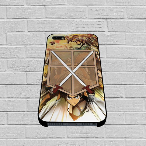 Attack On Titan Trainees Squad case of iPhone case,Samsung Galaxy