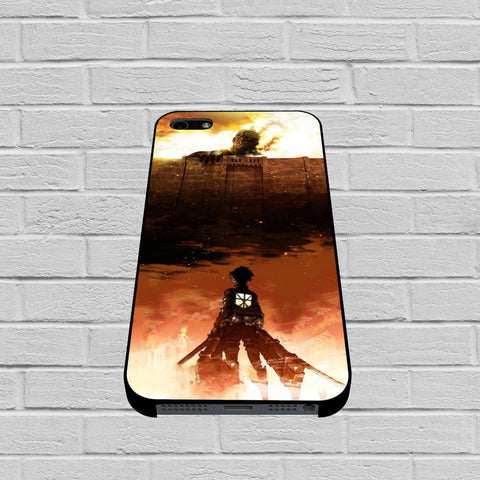 Attack On Titan case of iPhone case,Samsung Galaxy