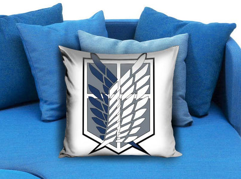 Attack on Titan Pillow case