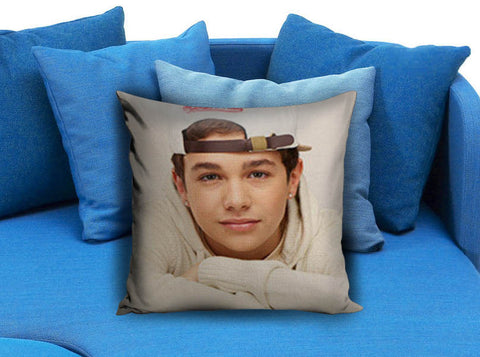 Austin Mahone Pillow case