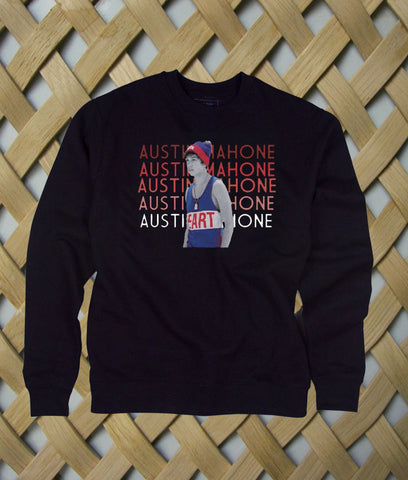 Austin Mahone sweatshirt