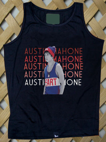Austin Mahone Tank top