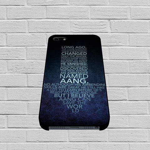 Avatar Arrow Quotes case of iPhone case,Samsung Galaxy