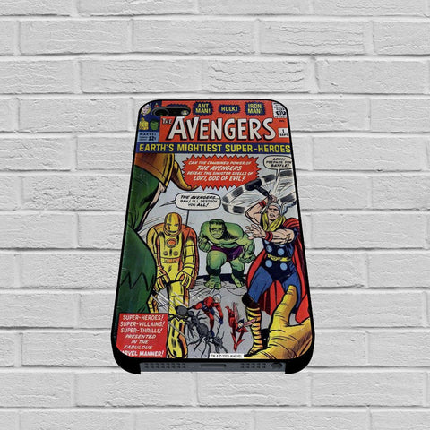 Avengers Comic case of iPhone case,Samsung Galaxy