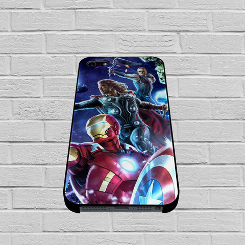 Avengers case of iPhone case,Samsung Galaxy