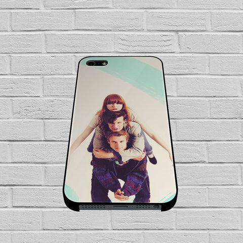 BBC Sherlock Benedict Cumberbatch Hipster Dr Who Amy Pond Rory case of iPhone case,Samsung Galaxy