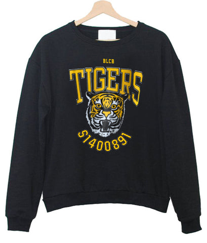 BLCB tigers sweatshirt