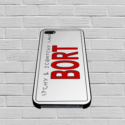 BORT License Plate case of iPhone case,Samsung Galaxy