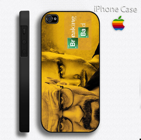 BREAKING BAD WALTER WHITE & JESSE PINKMAN Phone case iPhone case Samsung Galaxy Case