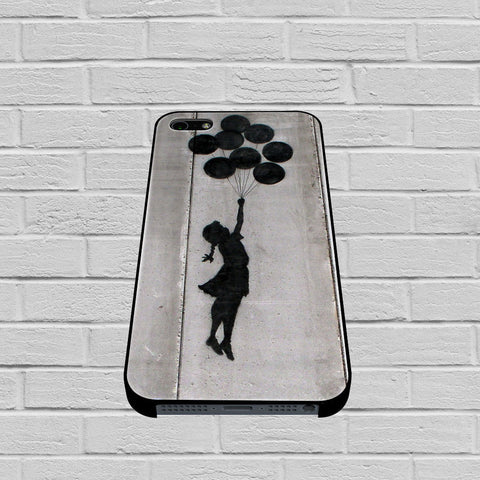 Banksy Balloon Girl case of iPhone case,Samsung Galaxy
