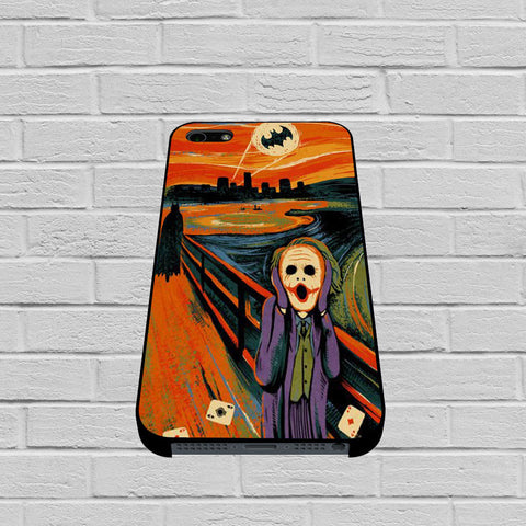 Batman Joker Starry Night Van Gogh case of iPhone case,Samsung Galaxy