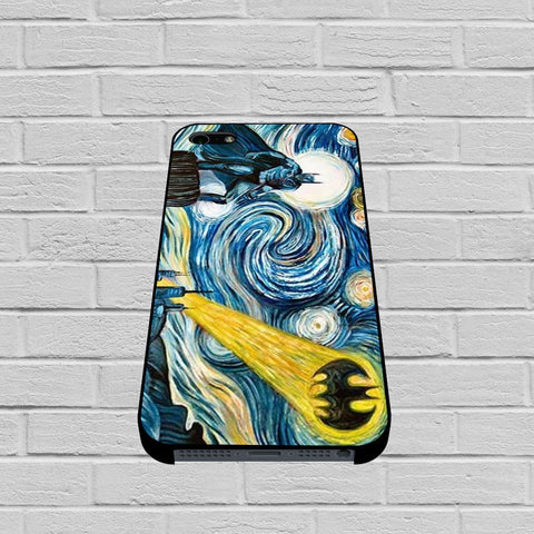 Batman Joker Starry Night case of iPhone case,Samsung Galaxy