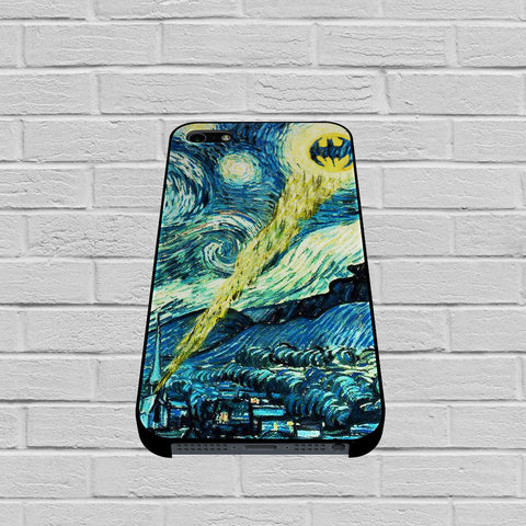 Batman Logo Starry Night case of iPhone case,Samsung Galaxy