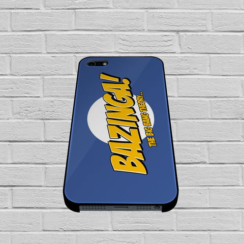 Bazinga Blue case of iPhone case,Samsung Galaxy