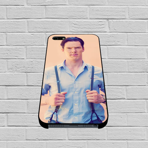 Bbc Sherlock Benedict Cumberbatch case of iPhone case,Samsung Galaxy