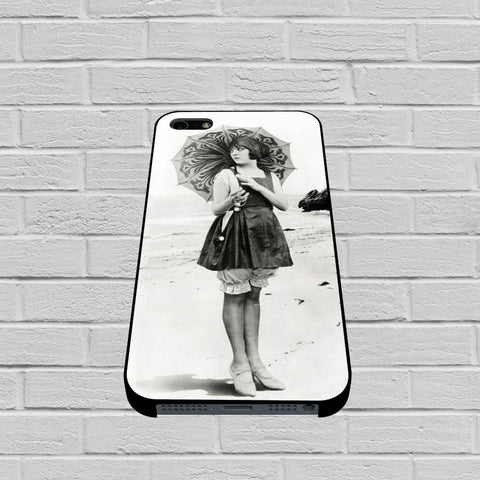 Beach Flapper case of iPhone case,Samsung Galaxy