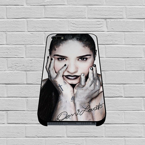 Beautiful Demi Lovato case of iPhone case,Samsung Galaxy