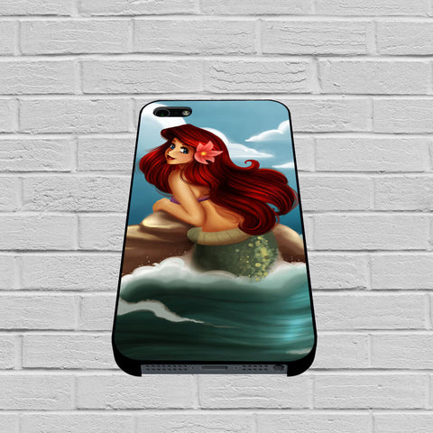 Beautiful Little Mermaid case of iPhone case,Samsung Galaxy