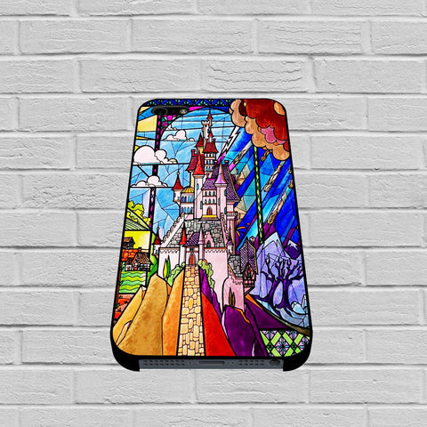 Beauty And The Beast Castle case of iPhone case,Samsung Galaxy