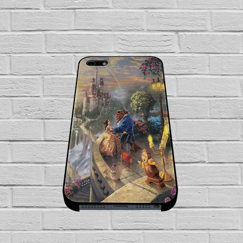 Beauty and The Beast Dancing case of iPhone case,Samsung Galaxy