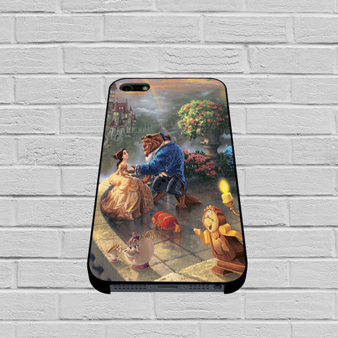 Beauty and The Beast Wedding case of iPhone case,Samsung Galaxy