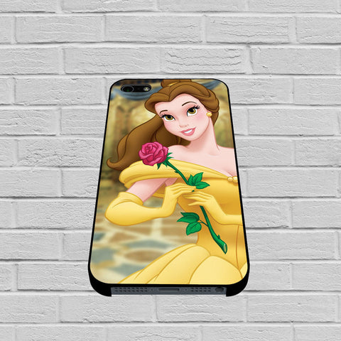 Beauty and the Beast belle case of iPhone case,Samsung Galaxy