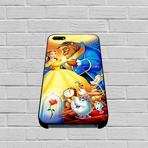 Beauty and the Beast case of iPhone case,Samsung Galaxy