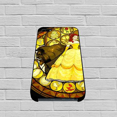 Belle Stained Glass case of iPhone case,Samsung Galaxy