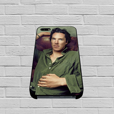 Benedict Cumberbatch Sherlock Holmes case of iPhone case,Samsung Galaxy