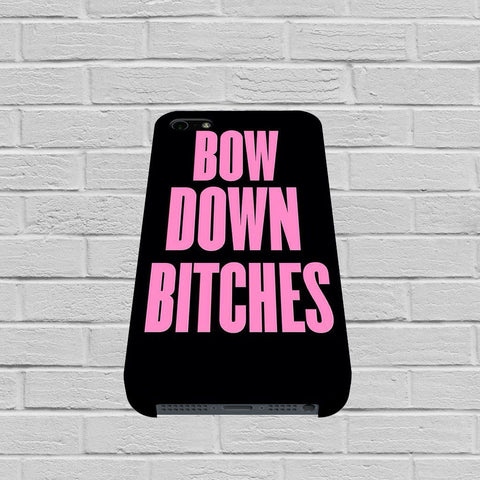 Beyonce Inspired Bow Down case of iPhone case,Samsung Galaxy