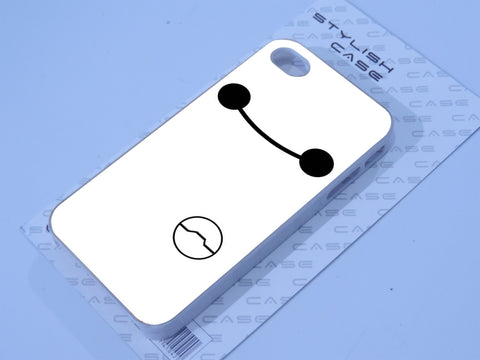 Big hero 6 Smile baymax Phone case iPhone case Samsung Galaxy Case
