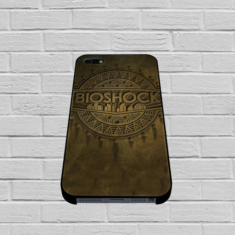 Bioshock Logo case of iPhone case,Samsung Galaxy