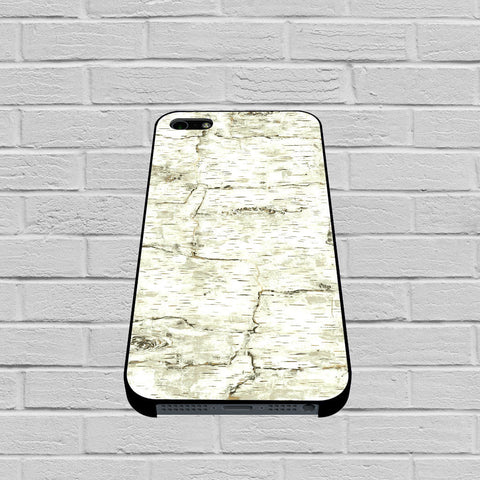 Birch Bark case of iPhone case,Samsung Galaxy