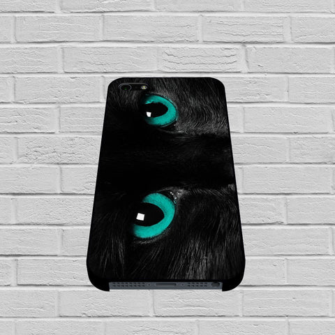 Black Cat Eyes case of iPhone case,Samsung Galaxy