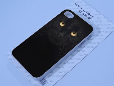 Black Cat Phone case iPhone case Samsung Galaxy Case