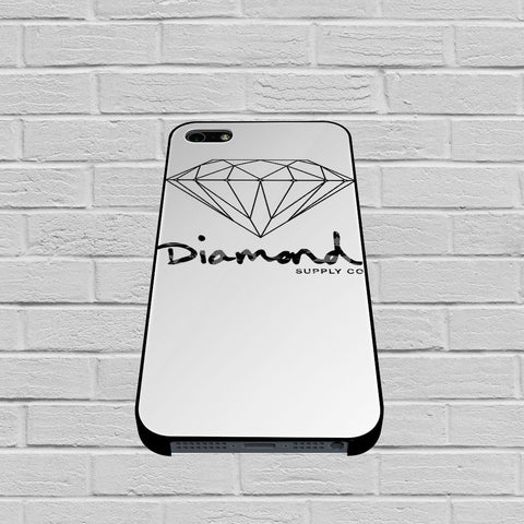 Black Diamond Supply Co case of iPhone case,Samsung Galaxy
