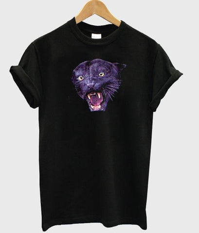 Black Tiger Puma T Shirt