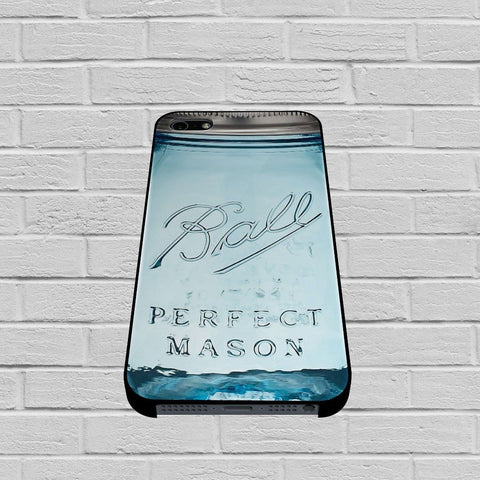 Blue Ball Glass Mason case of iPhone case,Samsung Galaxy