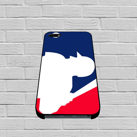 Blue Baseball Major League case of iPhone case,Samsung Galaxy