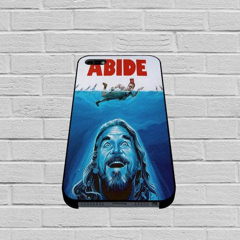 Blue Sea Big Lebowski case of iPhone case,Samsung Galaxy