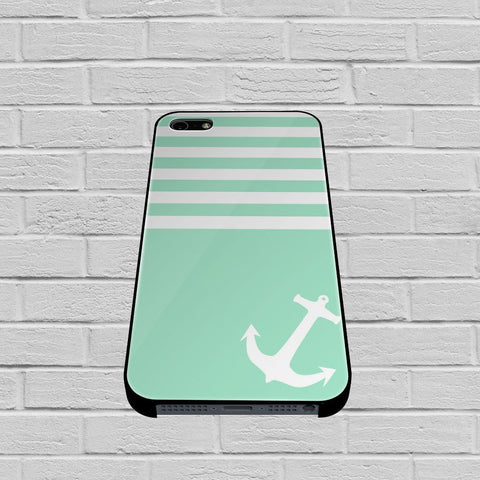 Blue Tiffany Anchor case of iPhone case,Samsung Galaxy