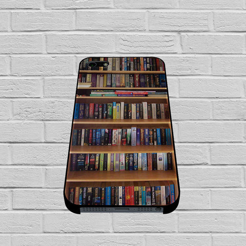 Book Library case of iPhone case,Samsung Galaxy
