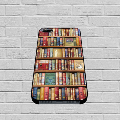 Bookshelf case1 of iPhone case,Samsung Galaxy