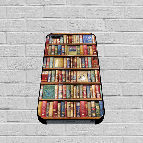 Bookshelf case of iPhone case,Samsung Galaxy